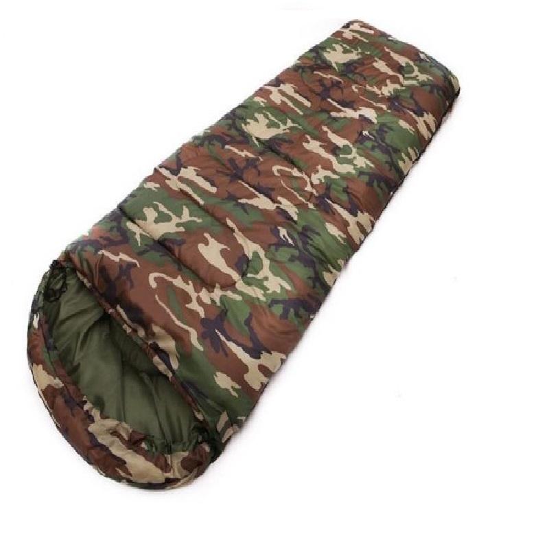 Túi ngủ quân đội rằn ri Army Sleeping Bag