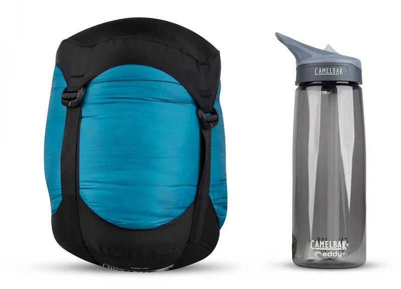 Túi ngủ nữ Sea to Summit Altitude AtI STMATL01 M & L dễ dàng gấp gọn