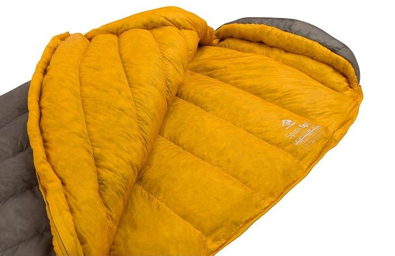 Túi ngủ siêu nhẹ Sea to Summit Spark SpII STMSP204 với chất liệu lông vũ