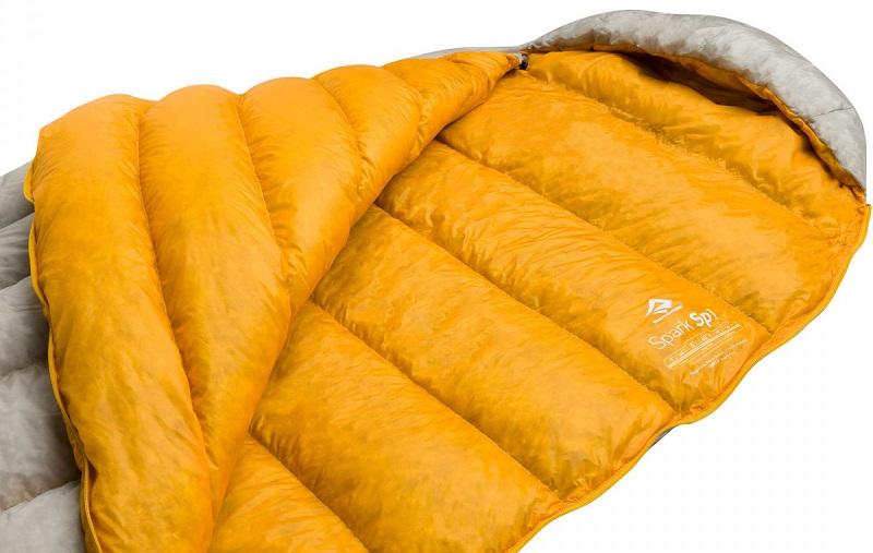 Thiết kế hiện đại của túi ngủ Sea to Summit Spark SpI STMSPL02