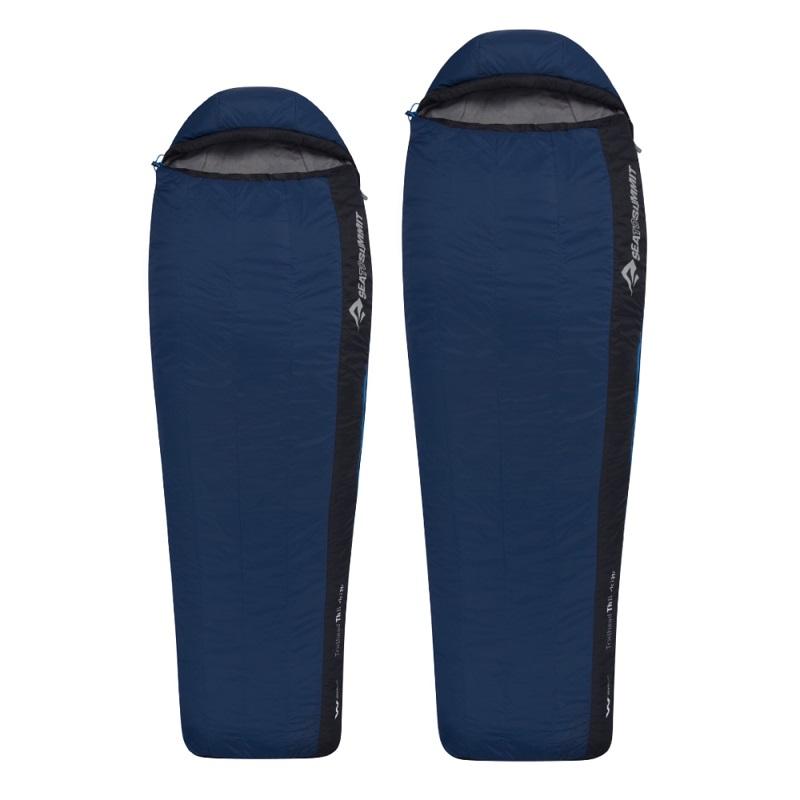 Túi ngủ văn phòng du lịch Sea to SummitTrailhead ThII STMTH209 màu xanh da trời