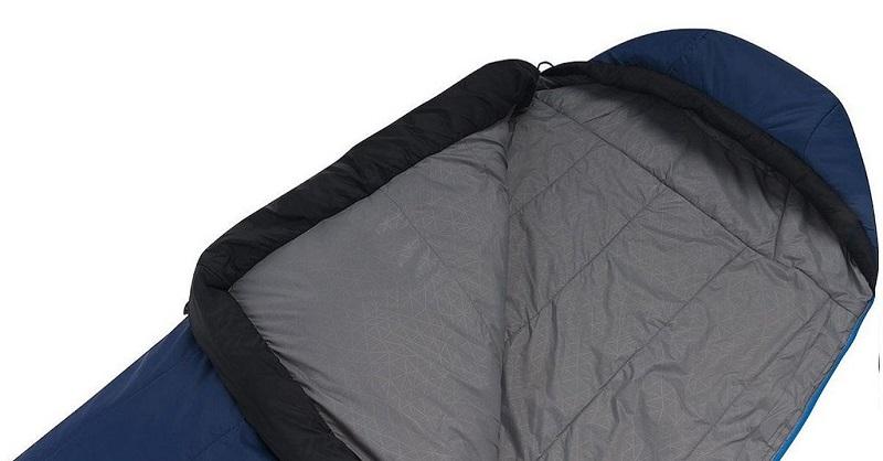Túi ngủ du lịch Sea to Summit Trailhead ThII STMTH209 được làm từ chất liệu 100% Polyester