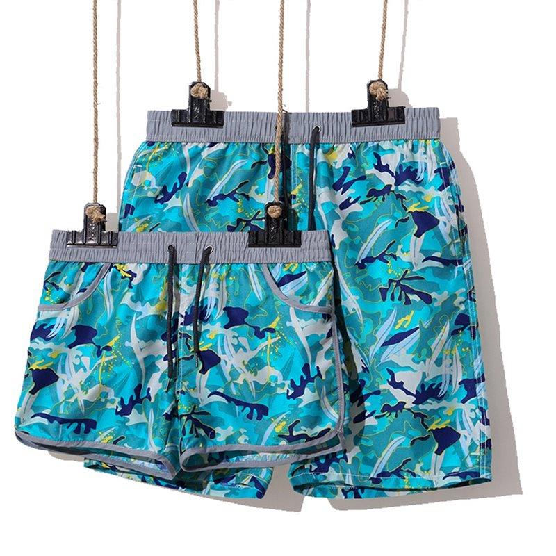 quần cặp đi biển