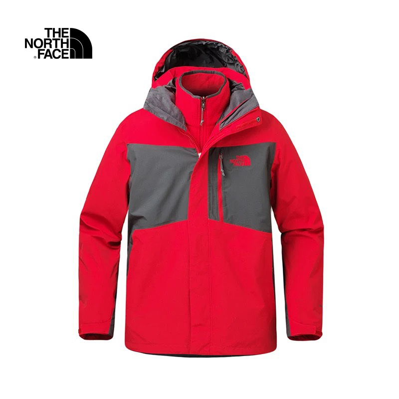 áo the north face 3 lớp