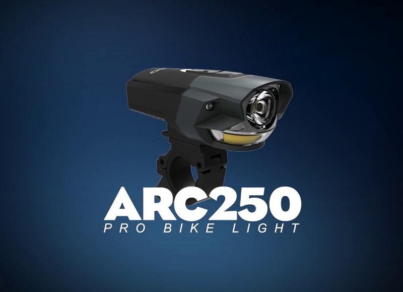 đèn pin xe đạp