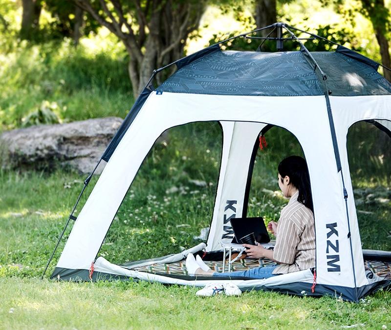 lều cắm trại 4 người giá rẻ
