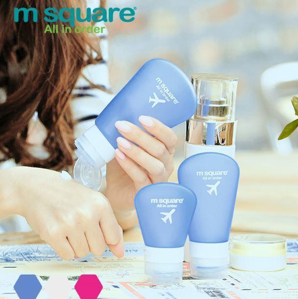 Bộ chiết mỹ phẩm Msquare