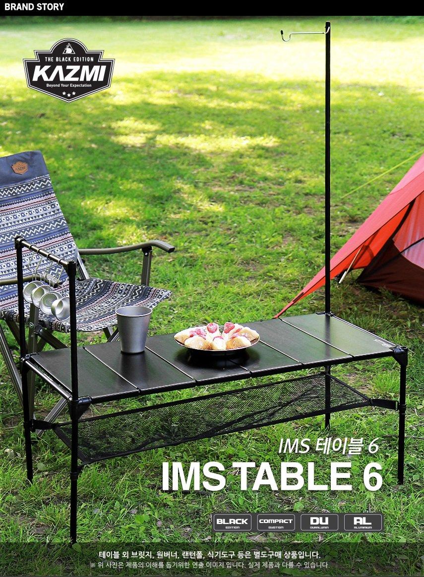 bàn ăn xếp gọn chính hãng Kazmi