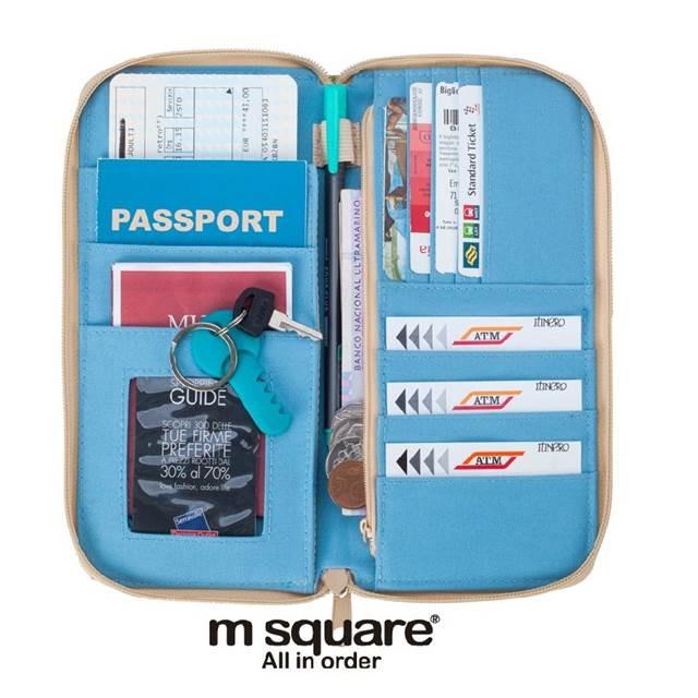 bao đựng passport Msquare