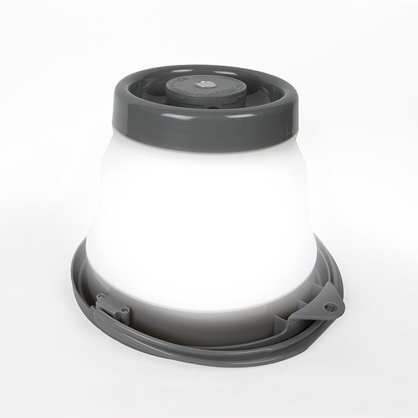 khả năng chiếu sáng tốt của chiếc đèn pin đa năng Nebo
