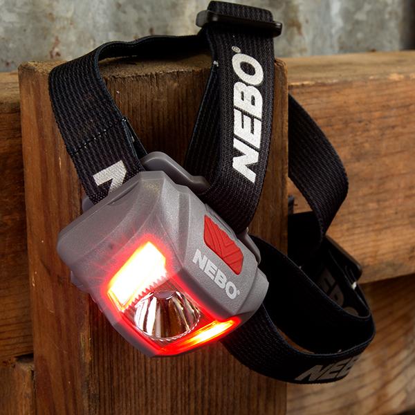 đèn pin sáng Nebo