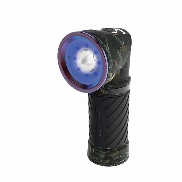 đèn pin chiếu sáng cầm tay của Nebo