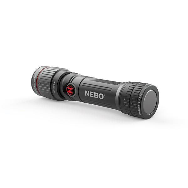 đèn pin sạc điện cầm tay chắc chắn của Redline FLEX