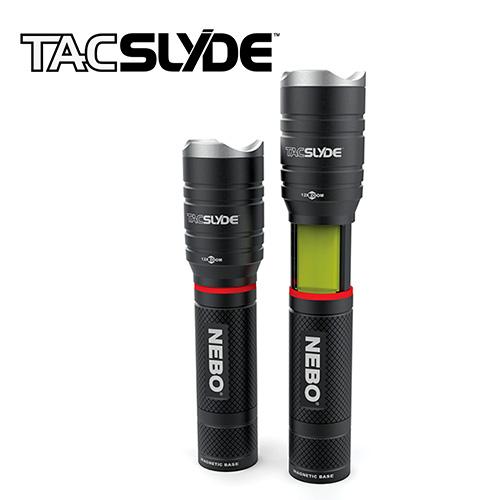 đèn pin mini cầm tay kèm túi Nebo Tac Slyde