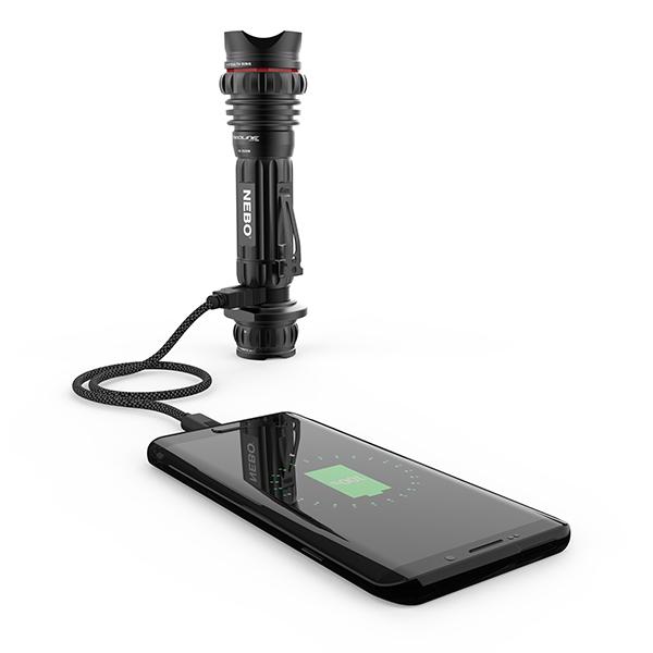 đèn pin siêu sáng REDLINE Select RC chính hãng