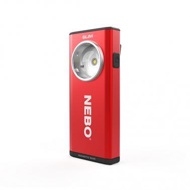 đèn siêu sáng NEBO SLIM màu đỏ