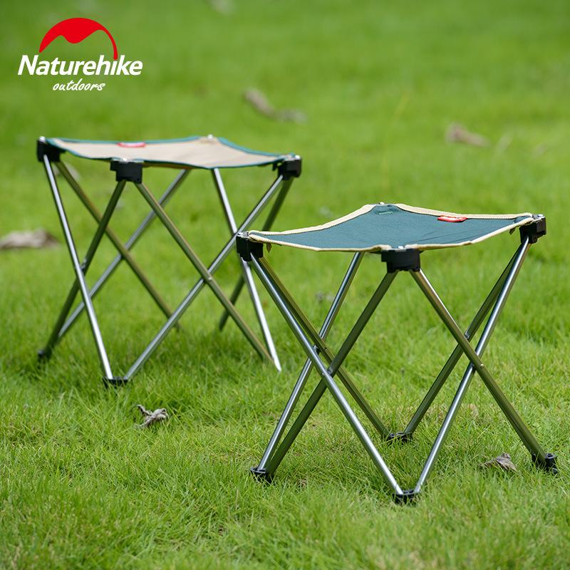 thiết kế của ghế xếp mini câu cá rất chắc chắn của Naturehike