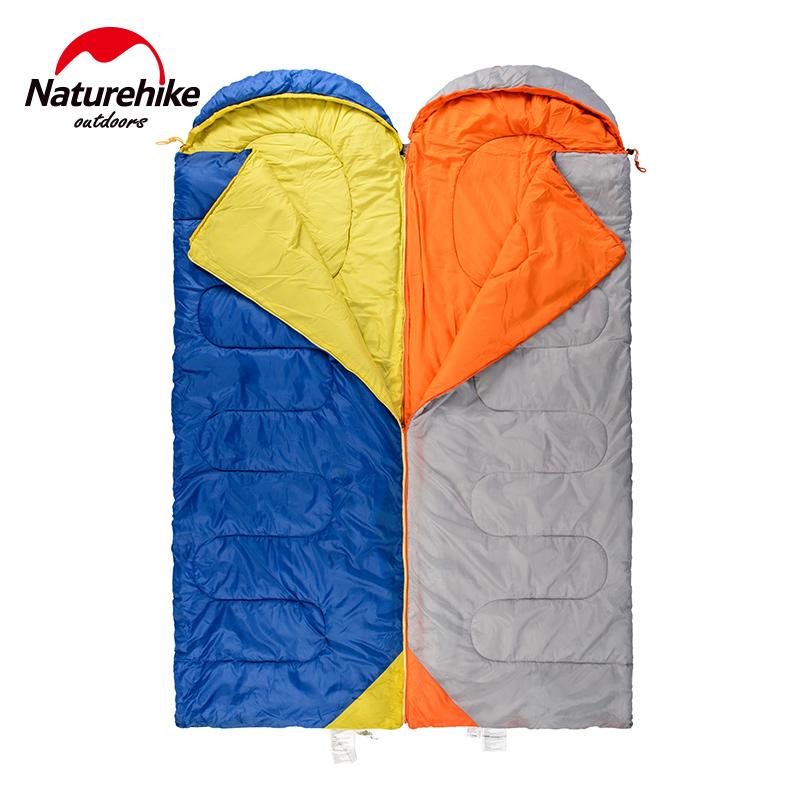 Khả năng ghép đôi của túi ngủ dã ngoại Naturehike U250
