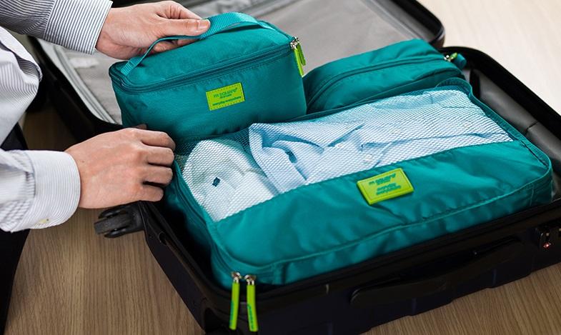 thiết kế túi du lịch Msquare chắc chắn tiện dụng
