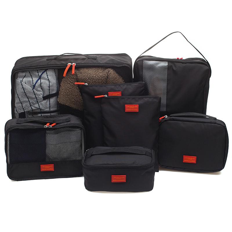 set túi du lịch đựng đồ cá nhân chính hãng Msquare