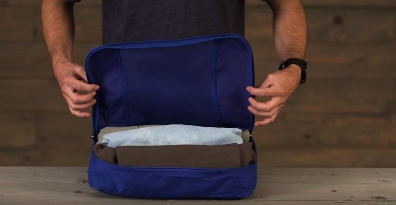 Tác dụng chính túi đựng quần áo du lịch Eagle Creek