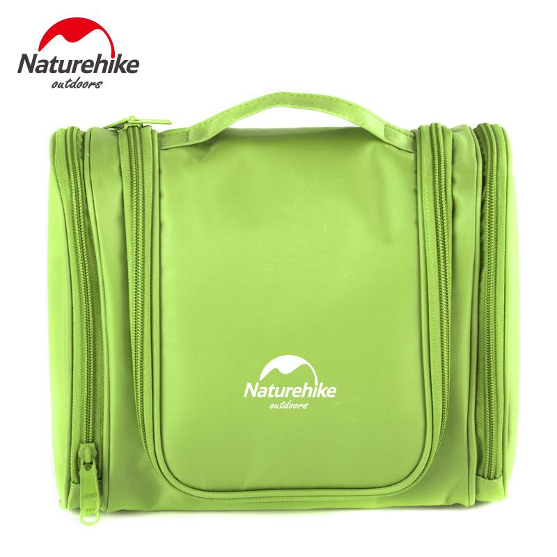 Túi đựng mỹ phẩm cá nhân Naturehike màu xanh cốm