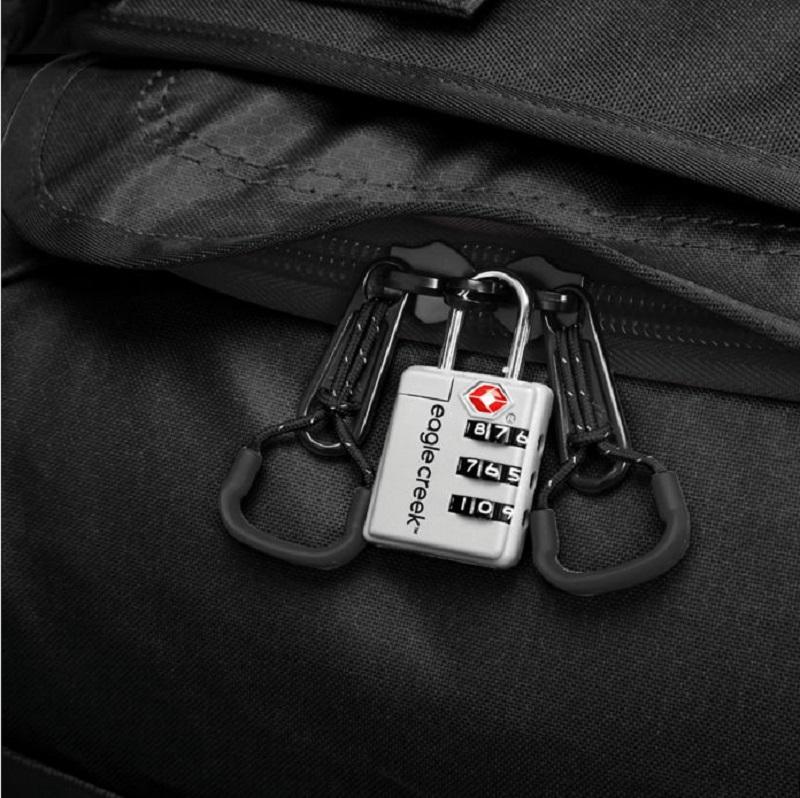khóa đạt chuẩn TSA của túi du lịch Eagle Creek