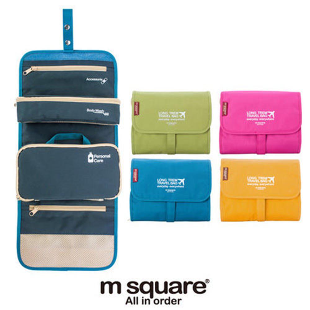 túi du lịch cá nhân của Msquare rất đa dạng về màu sắc