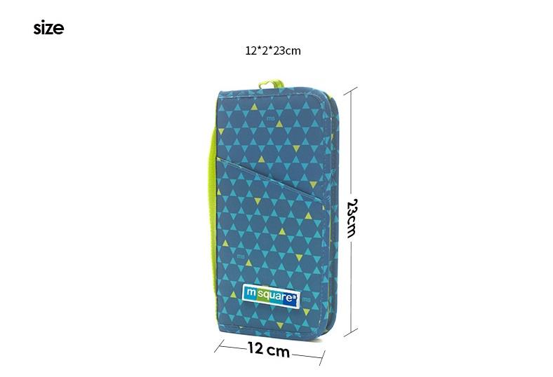 Kích thước của bao đựng passport