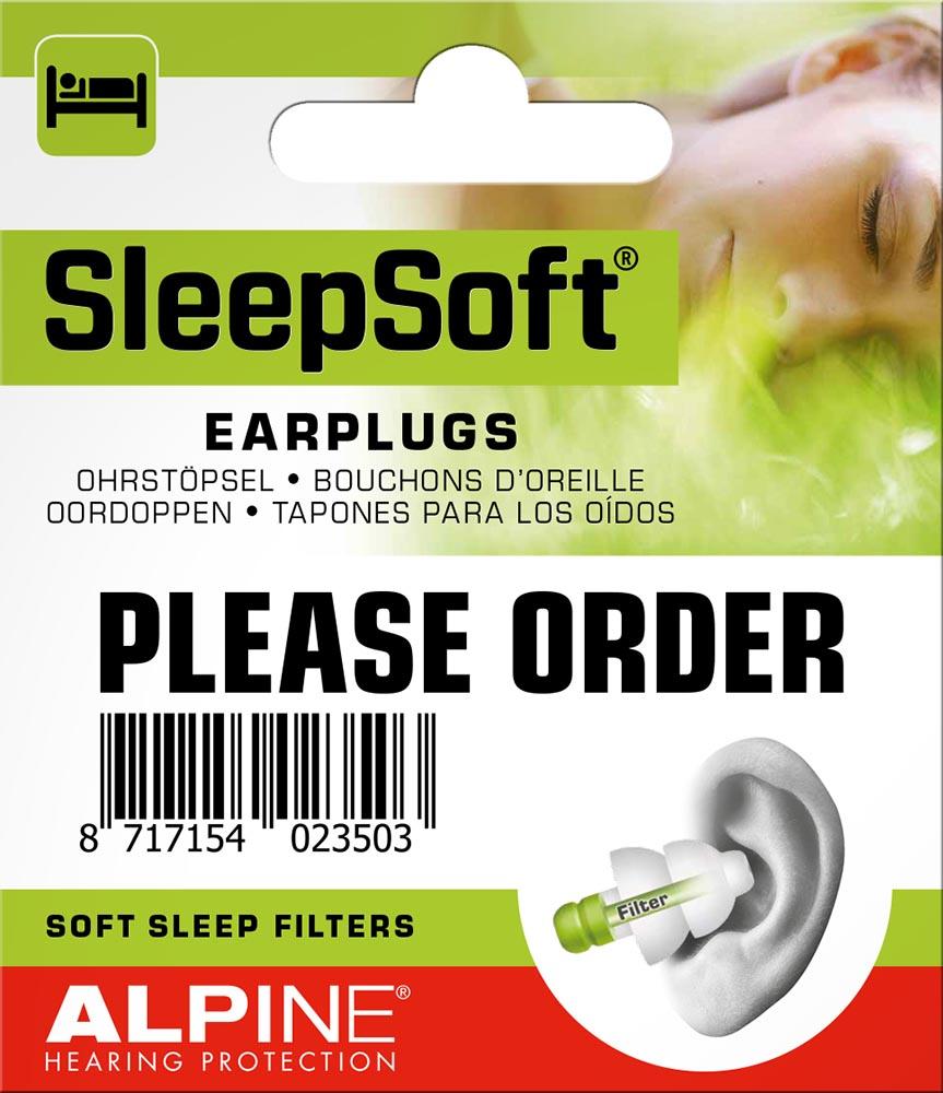 thiết kế nút bịt tai chống ồn chuyên biệt dùng khi nghỉ ngơi thư giãn