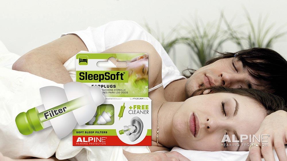 nút bịt tai chống ồn khi ngủ mang đến giấc ngủ ngon và sâu giấc cho người dùng