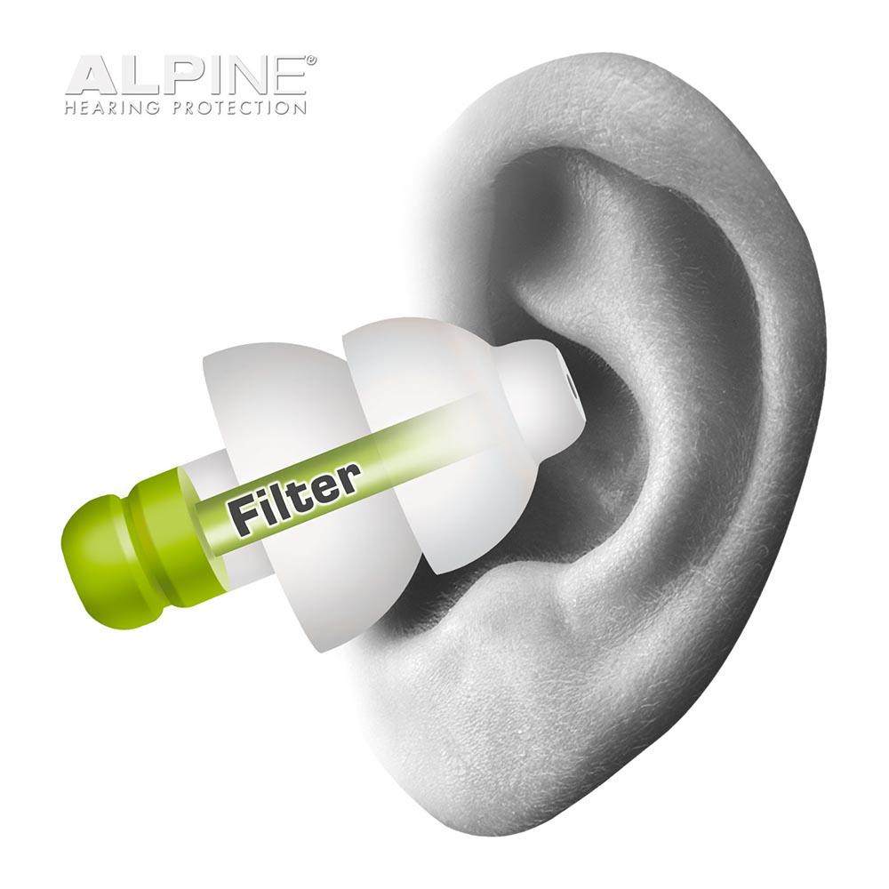 thiết kế bịt tai chống ồn