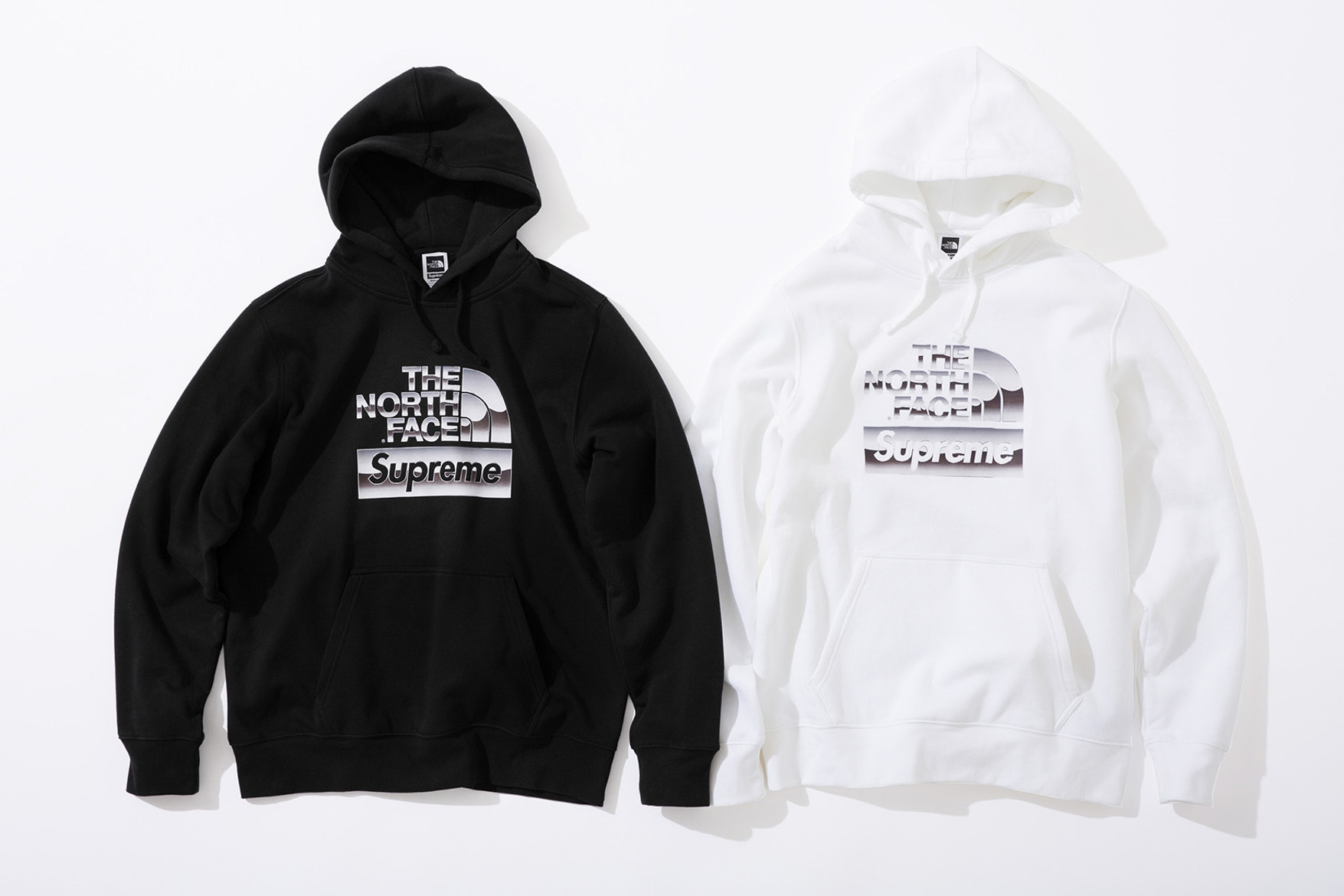 sự kết hợp Supreme với The North Face
