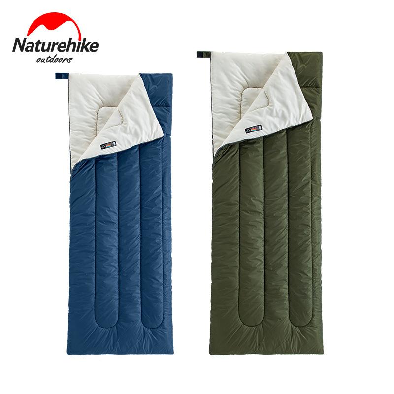 hai màu sắc túi ngủ H150 của Naturehike