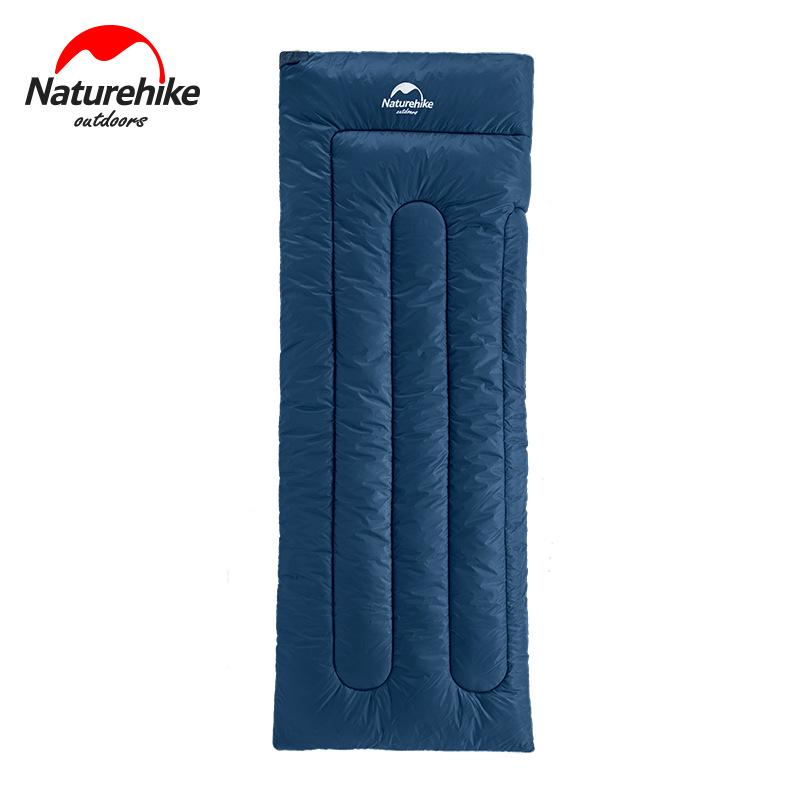 túi ngủ Naturehike H150 có thiết kế tiện lợi khi ngủ ở văn phòng