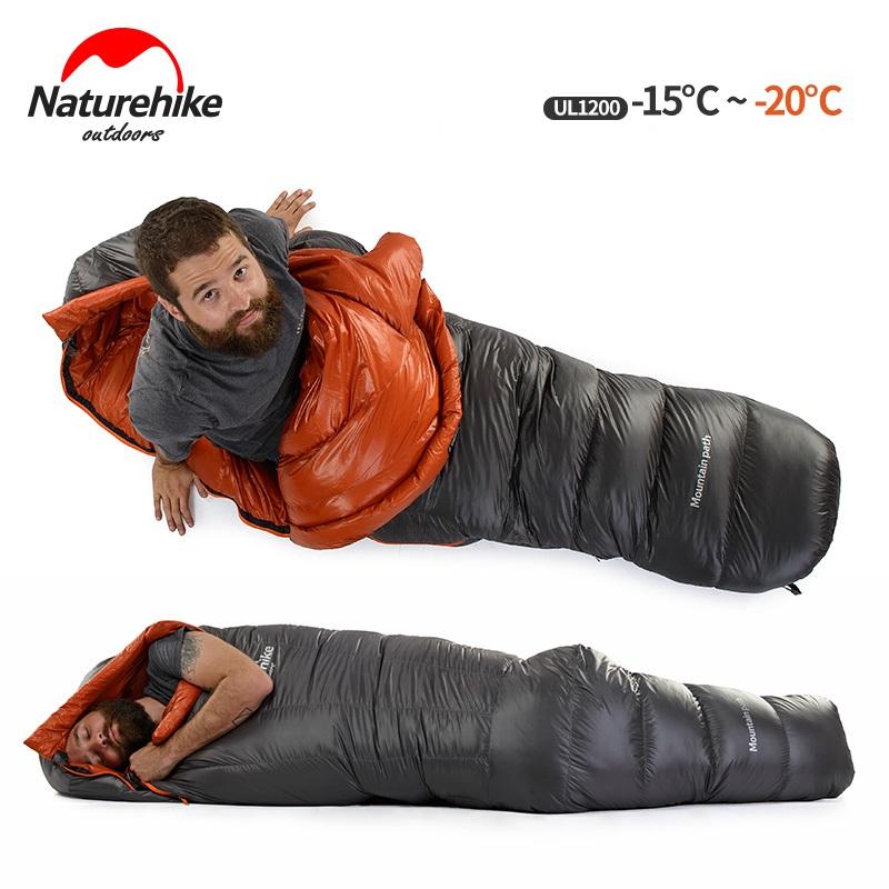 túi ngủ mùa đông cho người lớn