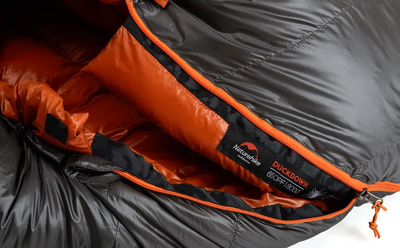 túi ngủ mùa đông chính hãng Naturehike