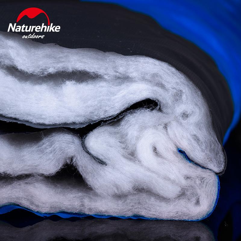 túi ngủ phượt chất liệu bông tổng hợp