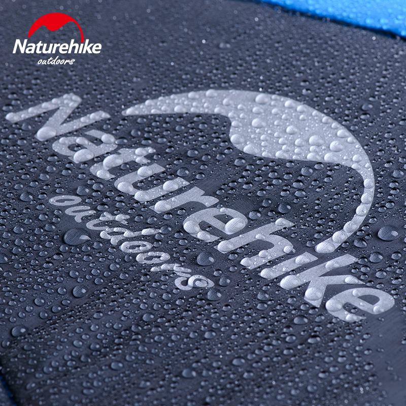 thương hiệu túi ngủ naturehike chống nước