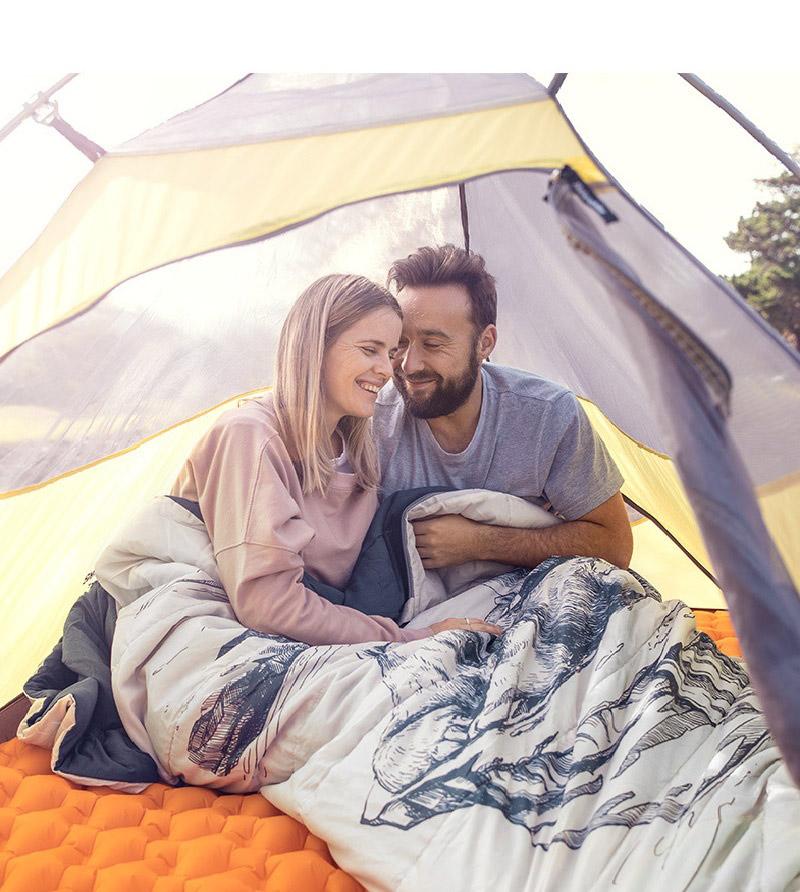 Túi ngủ đôi Naturehike NH19S016
